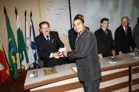 Entrega de Credenciais Maringá - 22 de março