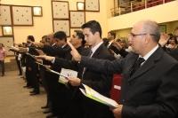 Entrega de Credenciais Maringá - 29 de Junho