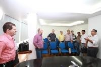 Reunião de Diretoria Cascavel - 08 de março