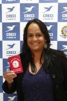 Entrega de credenciais - Cascavel 05 de abril