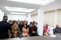 Entrega de credenciais - Cascavel 20 de novembro