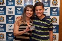 Entrega de credenciais - Foz do Iguaçu 29 de agosto
